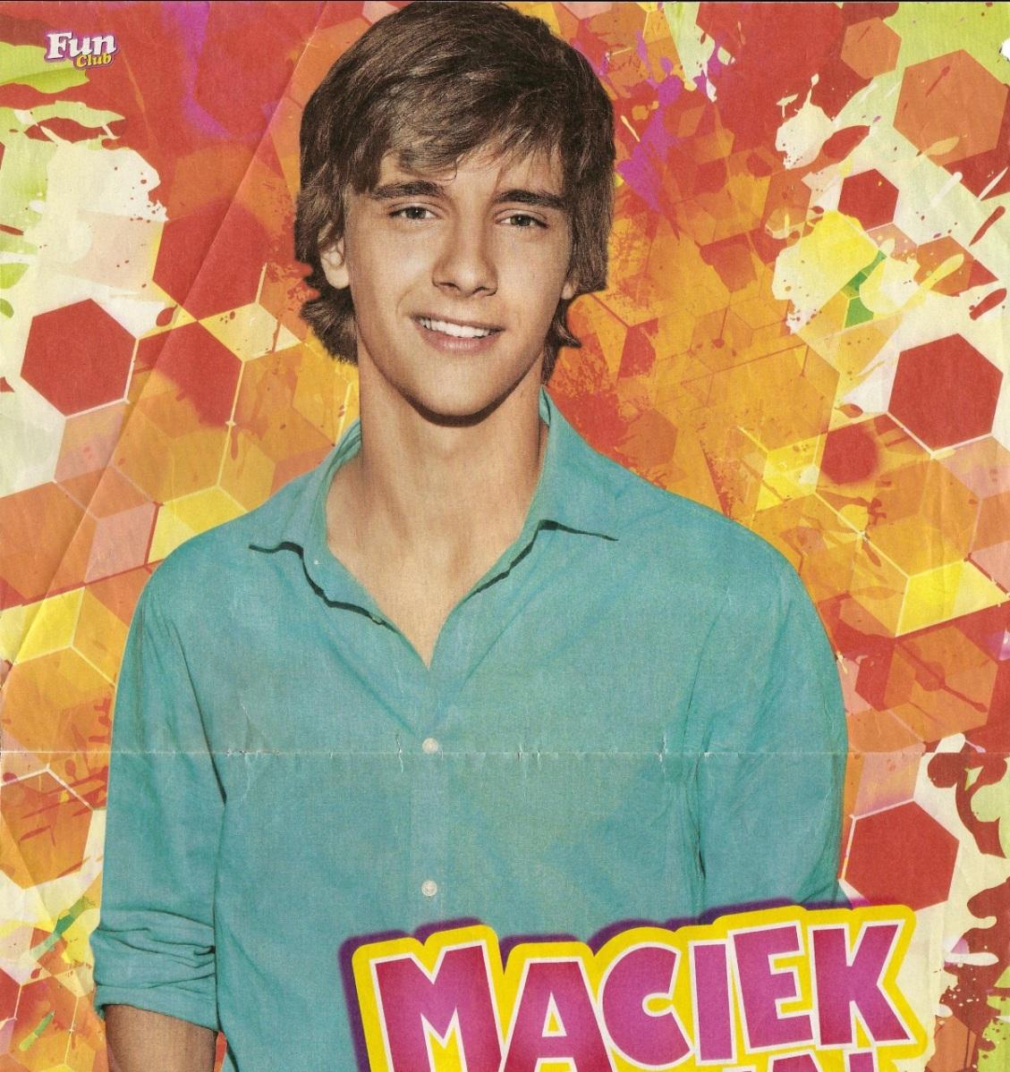 #119 Autograf - Maciej Musiał